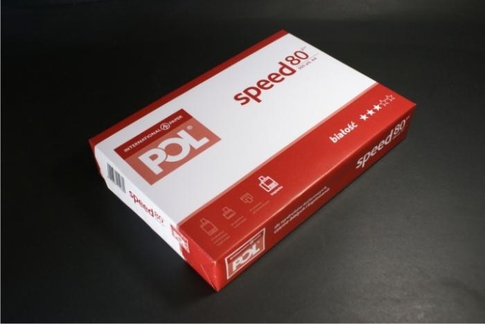 Papier xero POLspeed A4/500