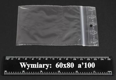 Woreczki strunowe 60x80 A'1000
