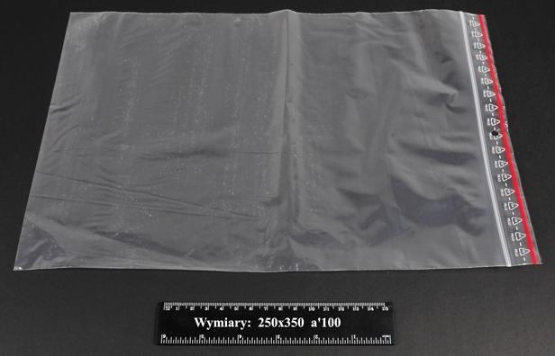 Woreczki strunowe 250x350 A'1000