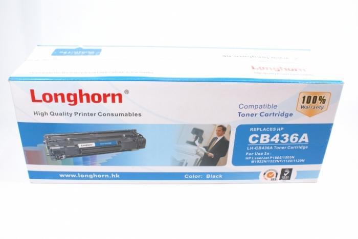 Toner LONGHORN CB436A /0025