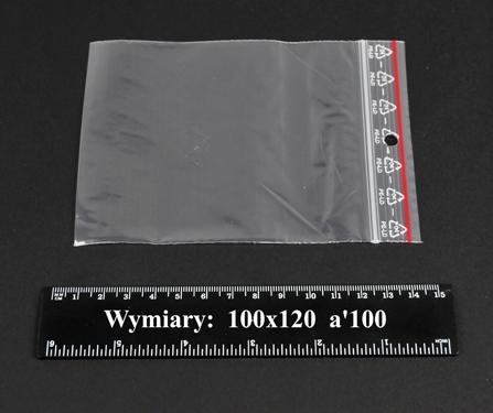 Woreczki strunowe 100x120 A'1000