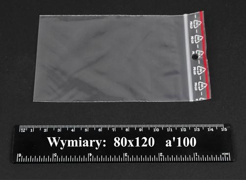 Woreczki strunowe 80x120 A'1000