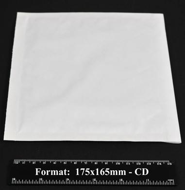 Koperta babelkowa CD 175x165