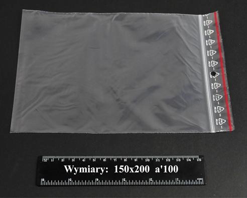 Woreczki strunowe 150x200 A'1000
