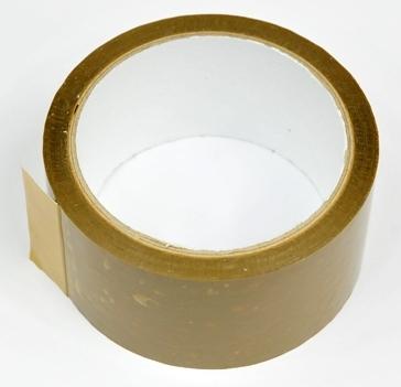 Taśma akryl SMART 216/48/60/571 brąz/tan
