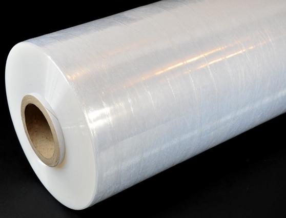 Folia stretch maszynowa Transparent 23mic - 12kg