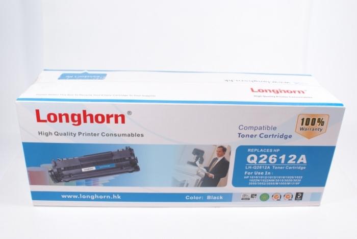 Toner LONGHORN Q2612A/0001