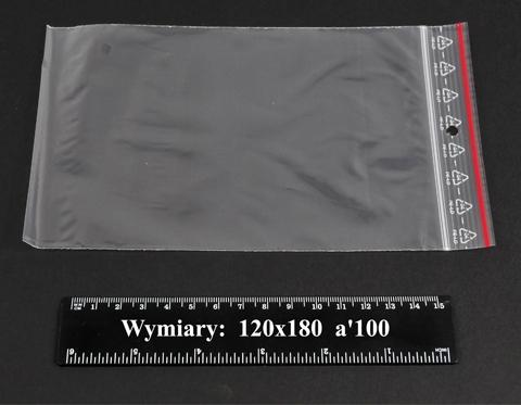 Woreczki strunowe 120x180 A'1000